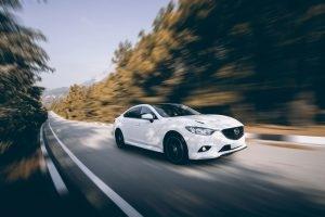 Mazda Driving