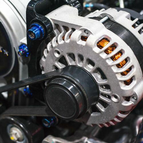 A Car's Alternator